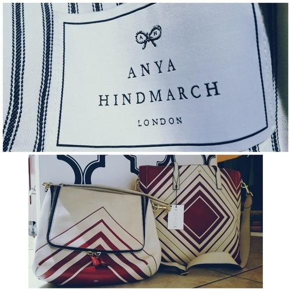 1439a2637d3b5 Anya Hindmarch Purse   Tote